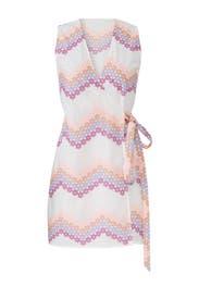 Ali Wrap Dress by Miguelina