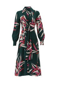 Quincy Von Silk Dress by Diane von Furstenberg