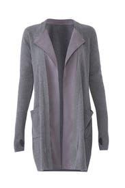 KAUFMANFRANCO - Carbon Knit Cardigan
