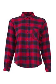 Milo Plaid Button Down by Rails