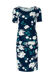 Floral Blossom Maternity Dress by Yumi Kim