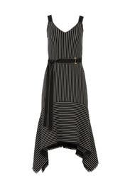 Striped Cami Dress by Derek Lam 10 Crosby