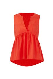 Keirra Peplum Top by B Collection by Bobeau
