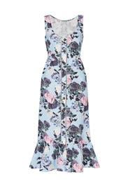 Button Front Garden Dress by Nicholas