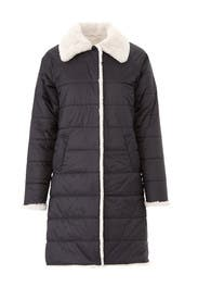 2 Be Real Faux Fur Puffa Coat by Sanctuary
