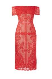 Stella Midi Dress by STYLESTALKER