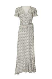 Penny Midi Dress by STYLESTALKER
