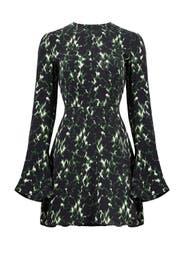 Green Trixie Dress by A.L.C.