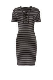 Striped Destiny Dress by cupcakes and cashmere