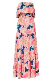 Caridee Popover Maxi by Lilly Pulitzer