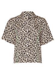 Imo Shirt by Sandy Liang