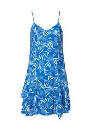 Leaf Ruffle Slip Dress by Thakoon Collective