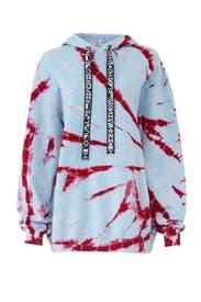 Tie Dye Hoodie by Proenza Schouler White Label