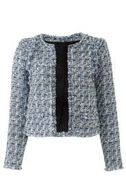 Disco Tweed Jacket by Iro
