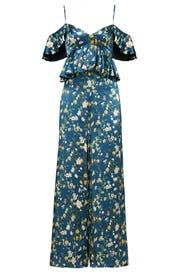 Floral Elizabeth Jumpsuit by AMUR