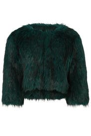 Wesley Faux Fur Jacket by LIKELY