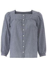 Gingham Ella Top by M.i.h. Jeans