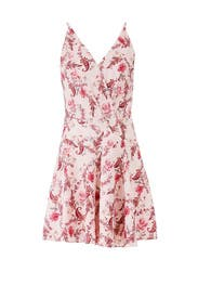 Floral Cassidy Dress by Haute Hippie