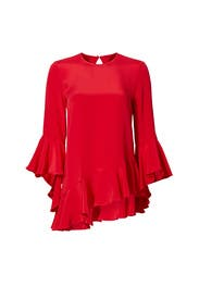 Red Stone Top by Alexis