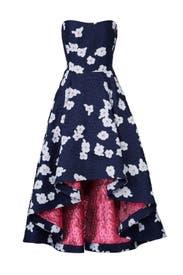Paladina High Low Dress by Shoshanna