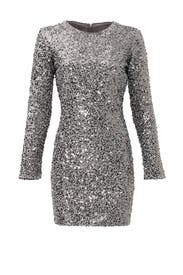 Silver Aileen Dress by Slate & Willow