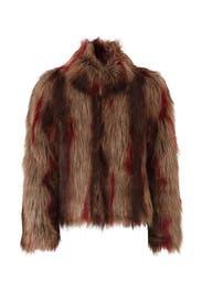 Faux Fur Delish Jacket by Unreal Fur