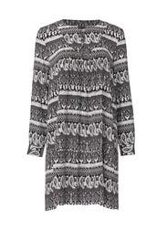 Paisley Mini Dress by Thakoon Collective
