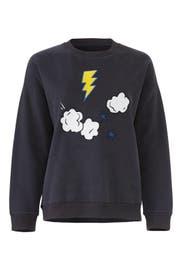 Cloud Sweatshirt by Chinti & Parker