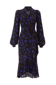 Jovie Wrap Dress by Diane von Furstenberg