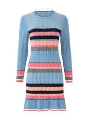 Beta Knit Dress by Tanya Taylor