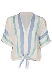 Striped Thea Top by Rails