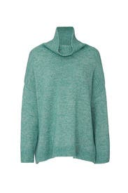 Meldal Roll Knit Sweater by Elk