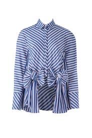 Stripe Gabby Top by Petersyn