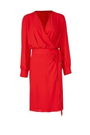 Rosemary Wrap Dress by Fame & Partners