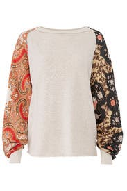 Vintage Affair Pullover by Free People