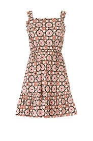 Floral Mosaic Dress by kate spade new york