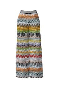 Zig Zag Knit Trousers by Missoni
