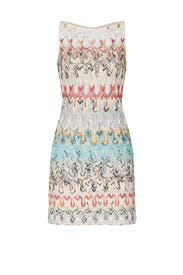 Abstract Print Dress by Missoni