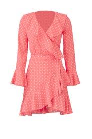 Malibu Wrap Dress by Cynthia Rowley
