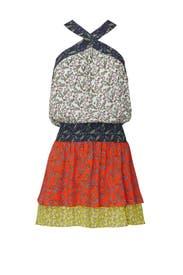 Printed Crystal Dress by Ramy Brook