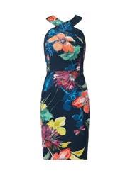 Floral Ace Dress by Trina Turk
