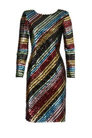 Sequin Payton Dress by Alcoolique