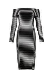 Striped Sheath Dress by Derek Lam 10 Crosby