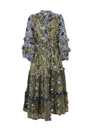 Gracia Flemenca Dress by Apiece Apart