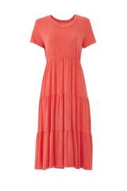 Peasant Midi Dress by Sundry