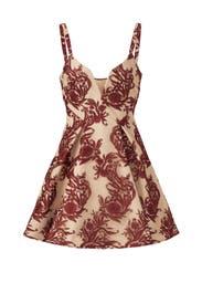 Mehndi Dress by STYLESTALKER