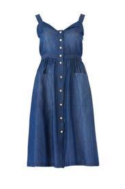 Chambray Dress by Draper James X ELOQUII
