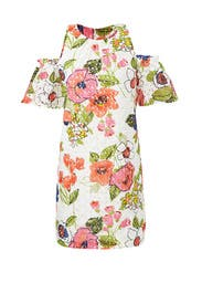 Floral Breezy Dress by Trina Turk