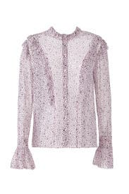 Sheer Tweet Goa Shirt by Zadig & Voltaire