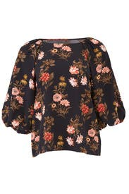 Larisa Boat Neck Blouse by B Collection by Bobeau